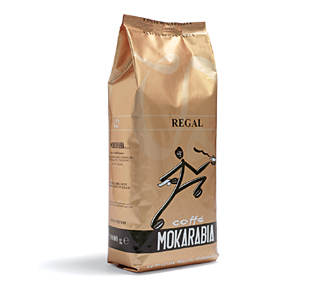 Mokarabia Regal 90% Arabika 10% Robusta 1kg